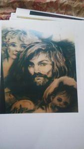 Jesus and Cherbs