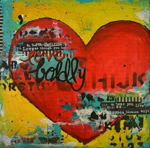 Love Boldly