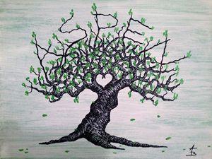 Aspen Love Tree