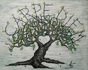 Carpe Diem Love Tree