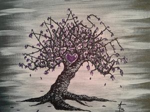 Namaste Love Tree