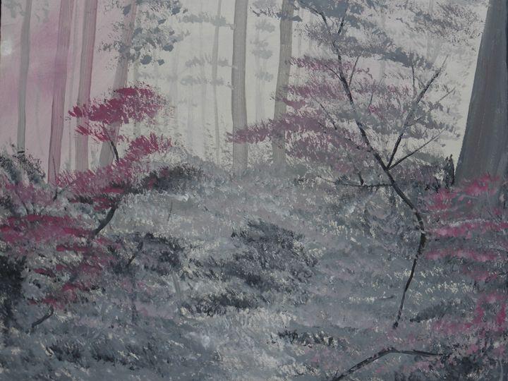 Morning - Paintings by K. Scofield