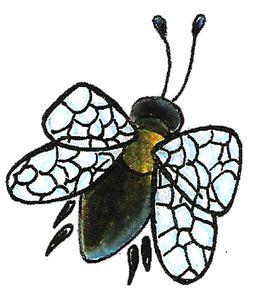 Bumble bee - inkspiredesign