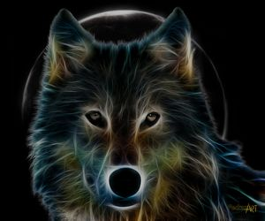 Wolf Moon - PedrazArt Graphic Designs