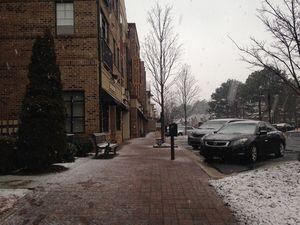 Snow in Georgia - Hannah Cadeau