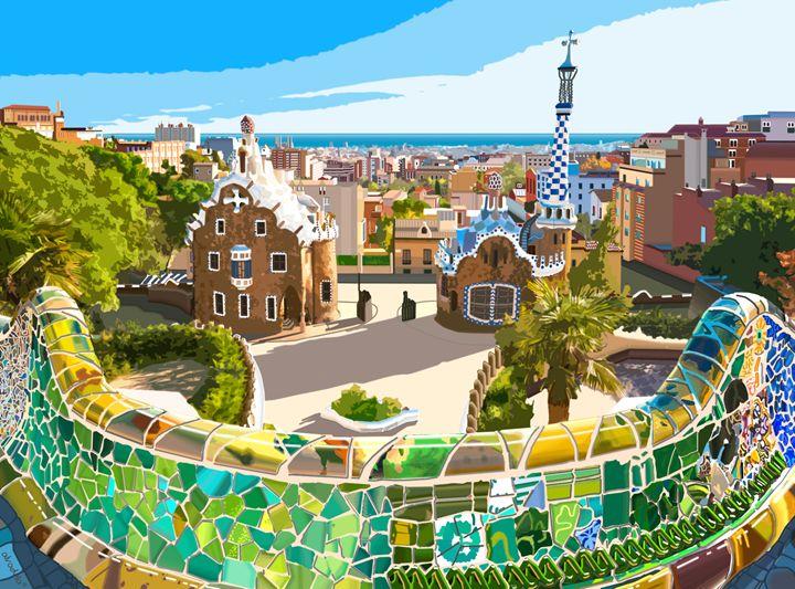 Barcelona - Alvadela