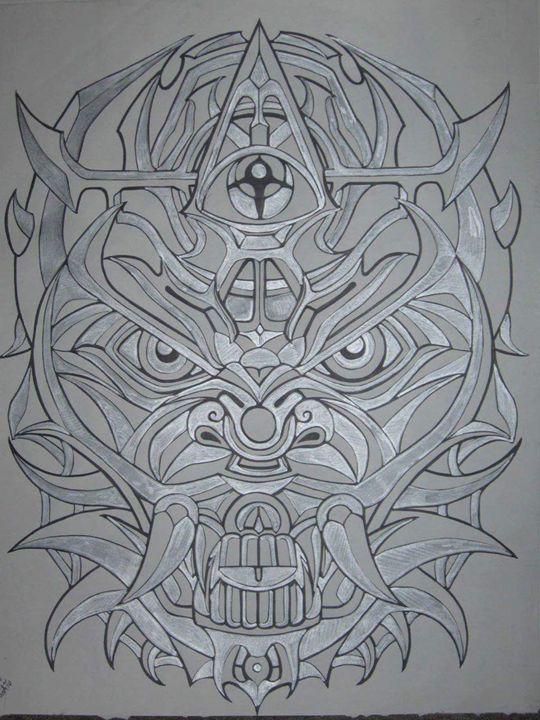 demon - VADR-visceral art and design
