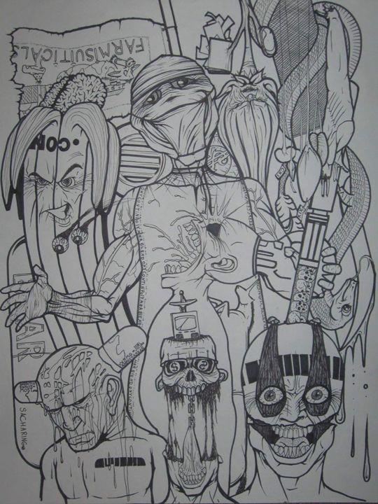 bad medicine - VADR-visceral art and design