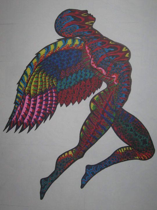 angel - VADR-visceral art and design