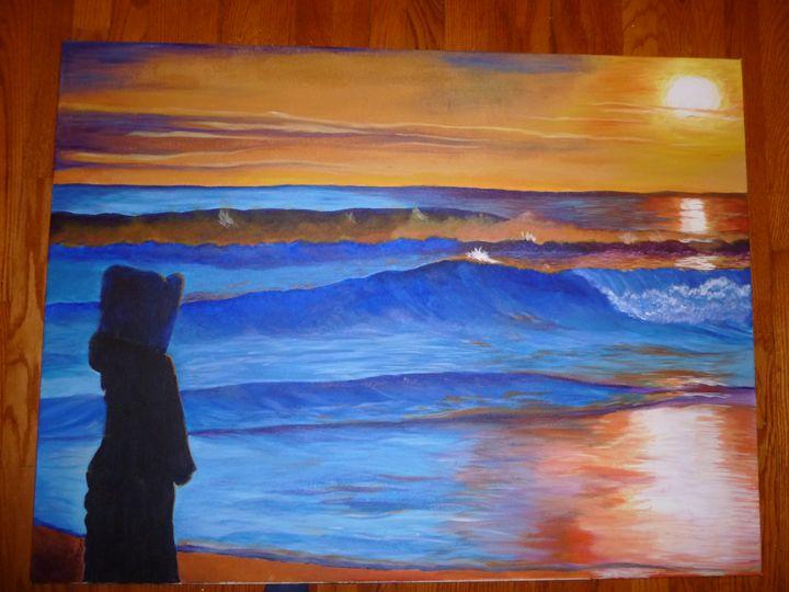 Sunrise - Seniha's Gallery