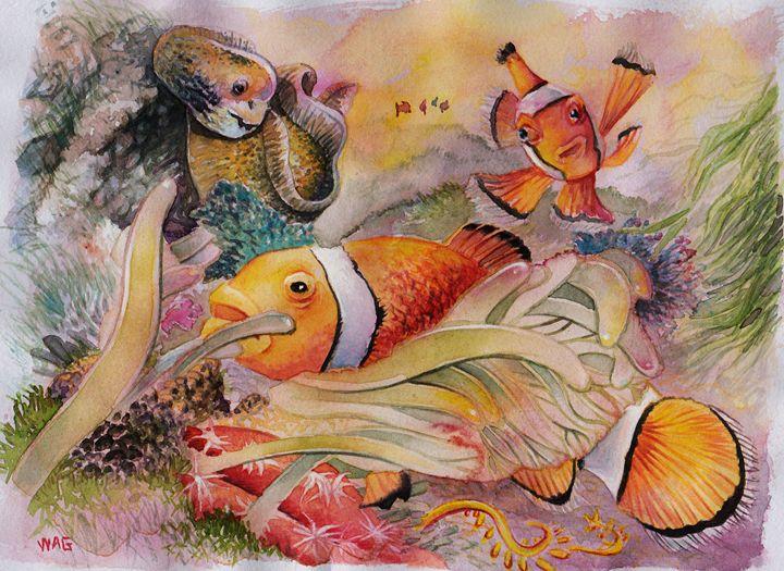 Fish 1 - Wag