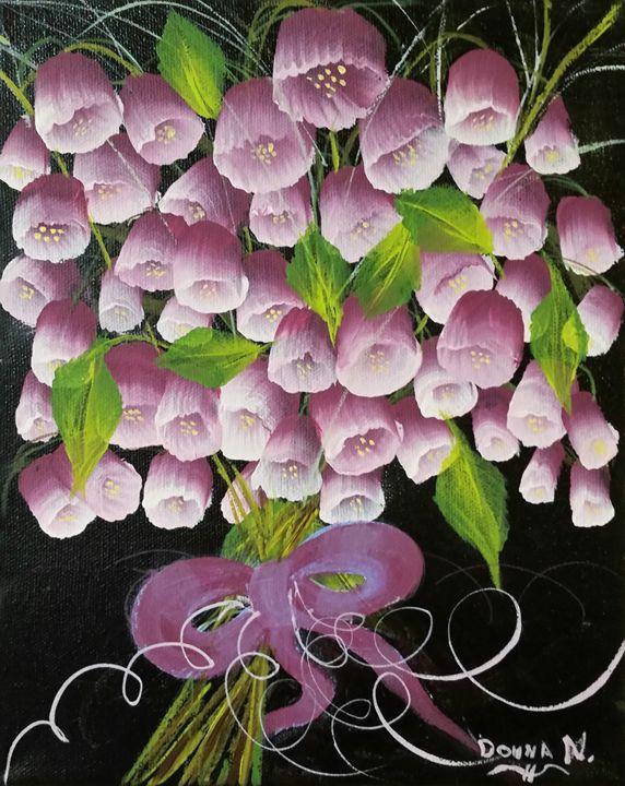 Birthday Bouquet - Donna Norgel