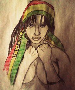 ethiopian rasta.