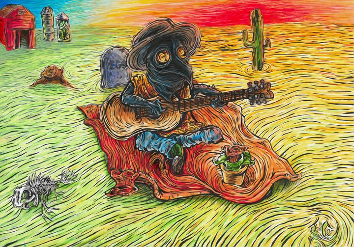 La Guitarra - tre vo