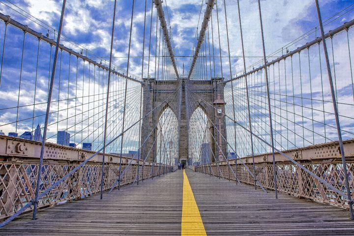 The Brooklyn Bridge - debchePhotography
