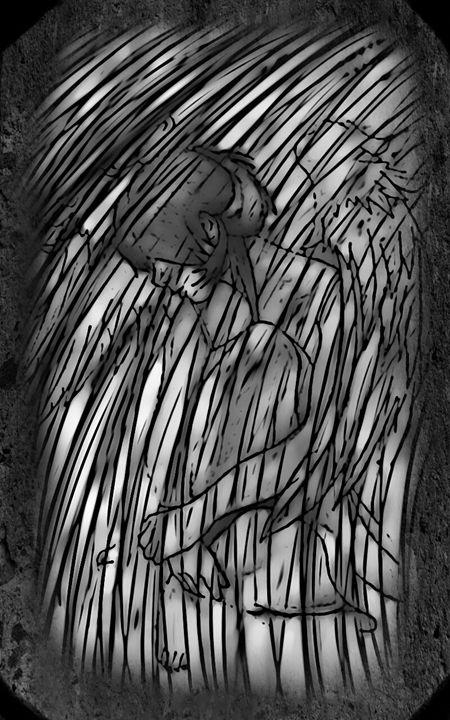 Hidden Angel - Lady B Originals