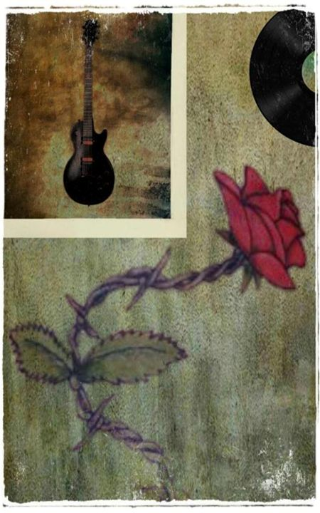Musicians Wall - Lady B Originals