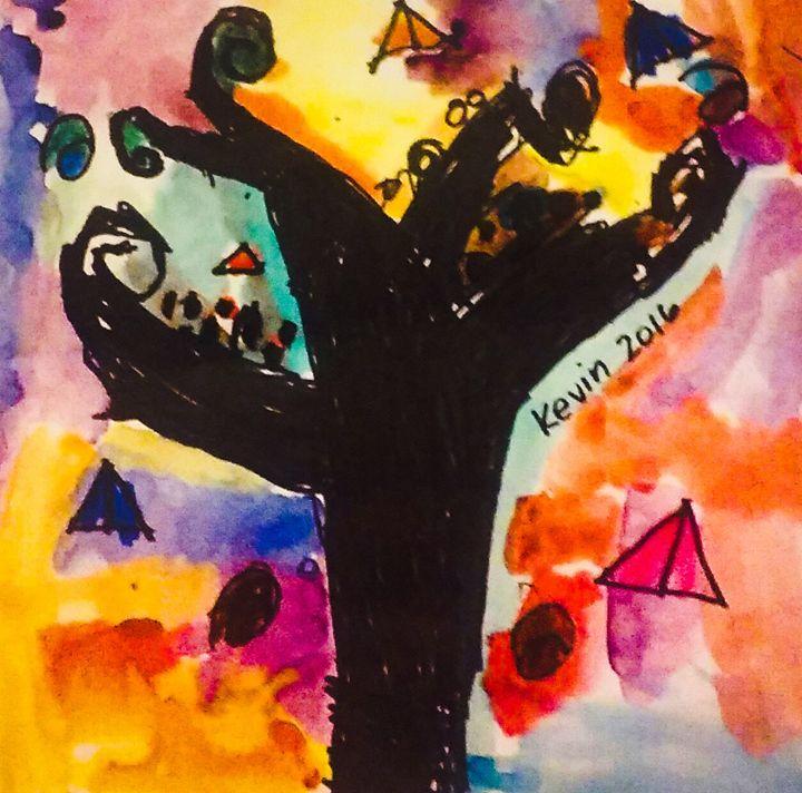 Monster Tree - M.Y.Hauger