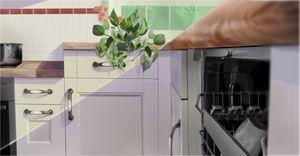 Dishwasher from side - wearedow
