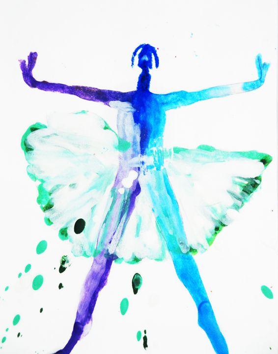 Dance Splash - Melting Miltons