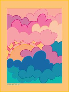 """Pink Clouds"""