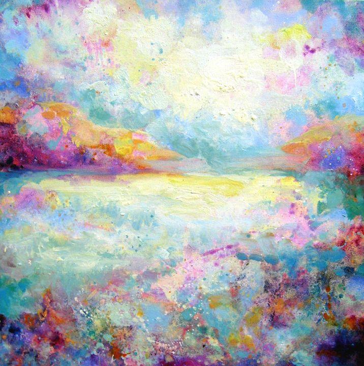 Seascape - Art Margarita Souleiman