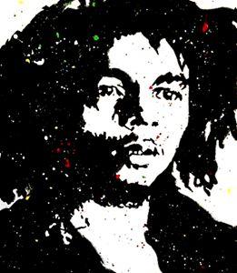 Bob Marley Throwback
