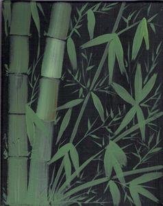 Bamboo In The Dark