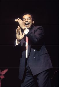 "Singer Gary ""US"" Bonds Color Photo - Front Row Photographs"