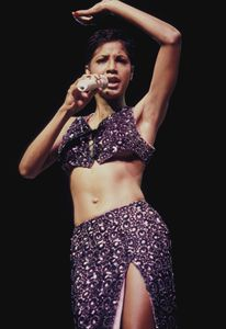 Singer Toni Braxton Concert Photo - Front Row Photographs