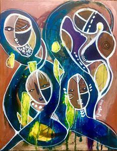 Masks and Swirls