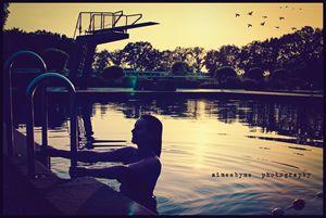 Morning Swim