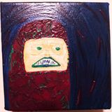 6x6in. oil painting