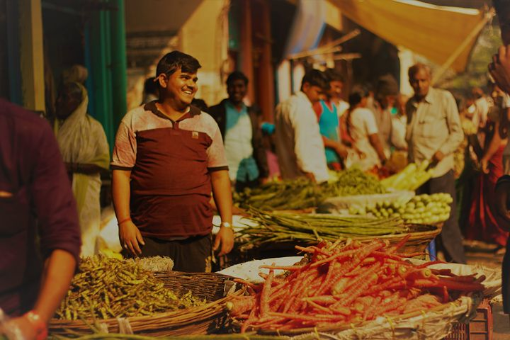The Happy Vendor - JN