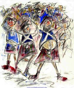 The Tartan Army