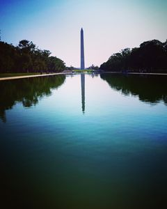 Washington Monument Reflection - Amanda Hovseth