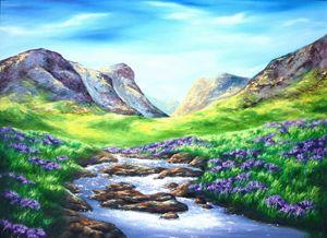 Stream of Glencoe