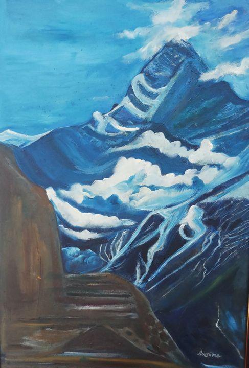Victory - RUCHIRA'S ART ROOM