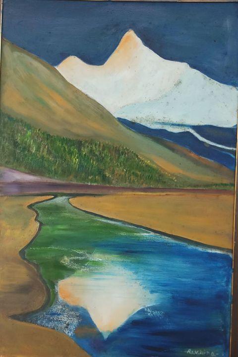 Within - RUCHIRA'S ART ROOM