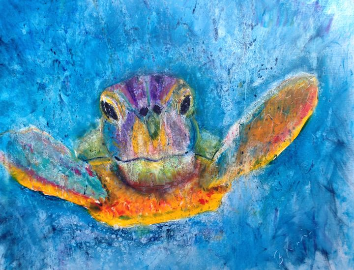 Lenny - B Kielkowski Paintings