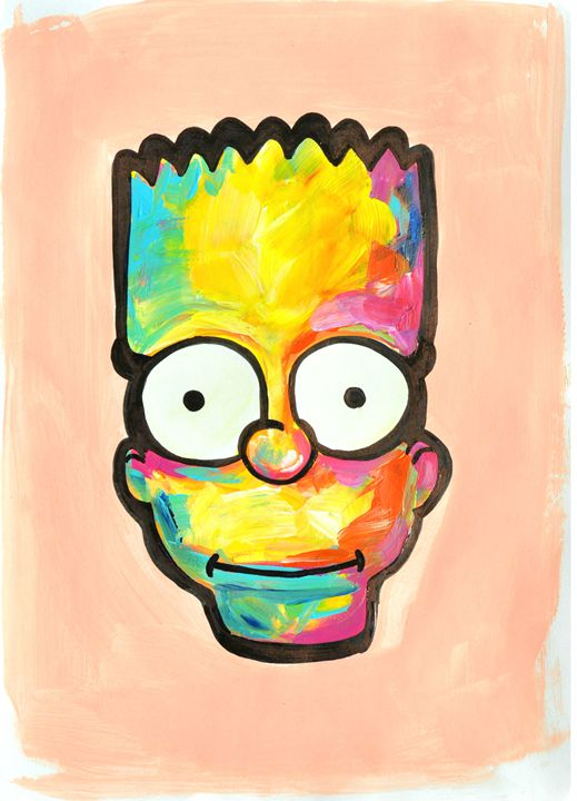 Bart Simpson - Ilya Konyukhov