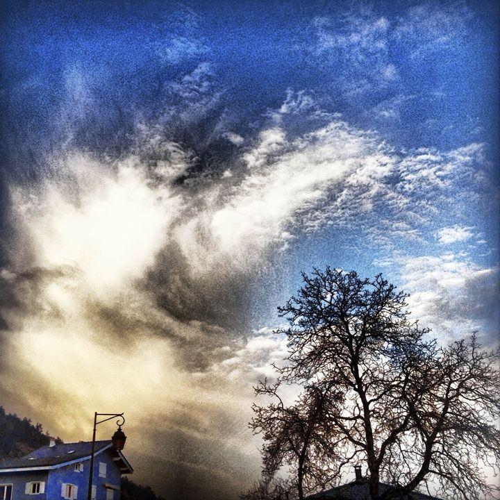 Blue - nathberthod photos