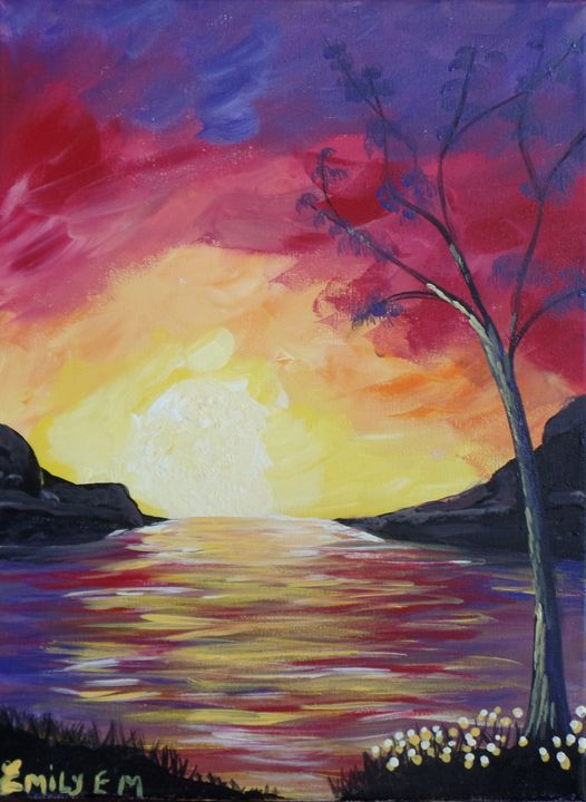 Sunset Bay - EmilyCreations