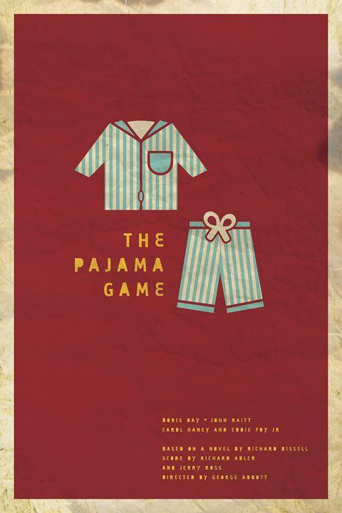 The Pajama Game - Megan Romo