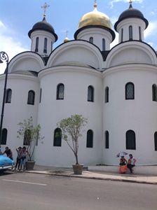 russian church in cuba