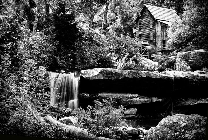 The old mill - photos by phil