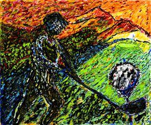 """Midnight Golf"""