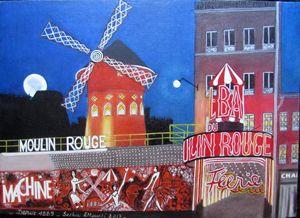 Le Moulin Rouge Since 1889