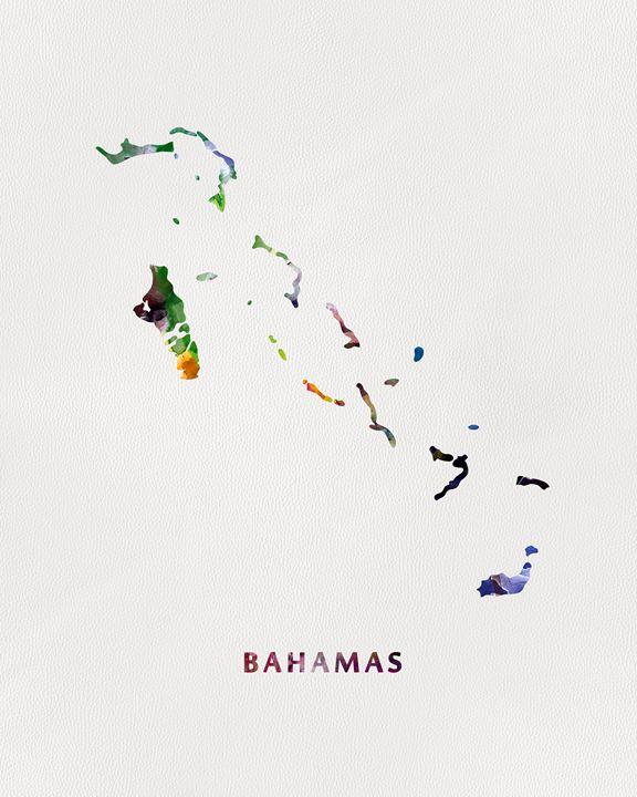 Bahamas - MonnPrint