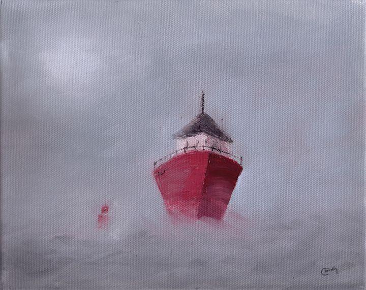 Red Right Returning - CC ARTWORK